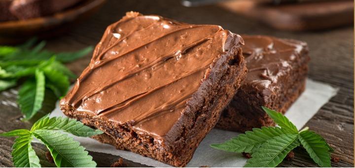 Makan Brownies Ganja Para Lansia di Kanada Teler