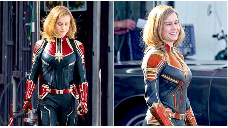 Welcome, Captain Marvel di Bioskop Purwokerto