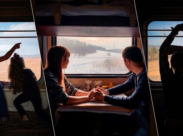 Abadikan Hidup Sepekan di Kereta Trans-Siberia