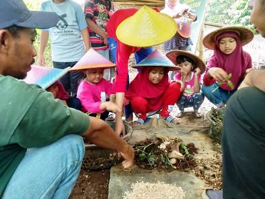 Kampung Gagot Banjarnegara Sajikan Eduwisata yang Lengkap
