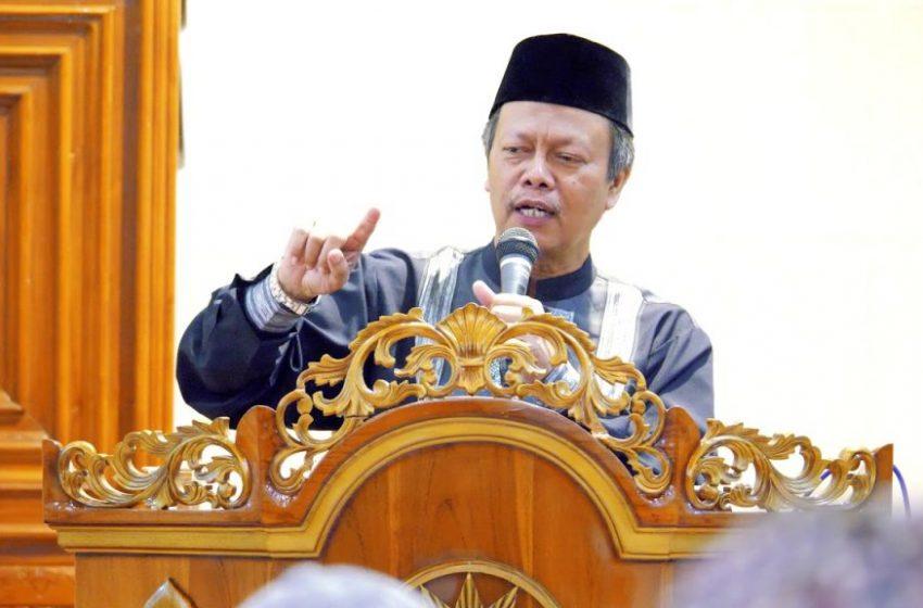 Rektor UMP: Prof Yunahar Ilyas Wafat, Kita Kehilangan Sosok Pemikir dan Guru Bangsa
