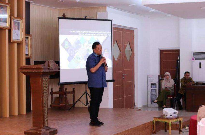 Bupati Kenalkan 'Bangga Mbangun Desa' Dalam Seminar di Kepulauan Riau