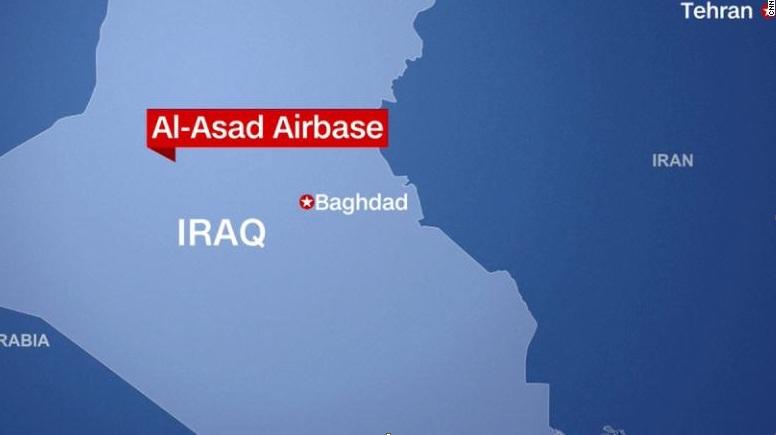 Pembalasan Iran Dimulai, Serang Markas Tentara Amerika Serikat di Irak