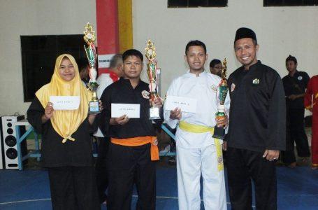 250 Pesilat Bersaing di Kejuaraan IPSI Cilacap Cup 2020