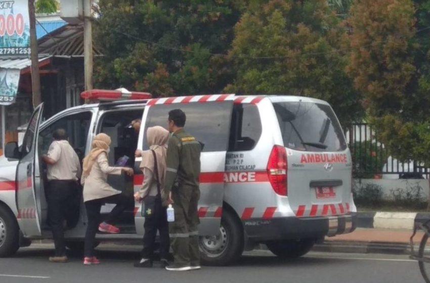 Negatif Virus Corona, WNA China dan Mahasiswi Cilacap Diperbolehkan Pulang dari Rumah Sakit
