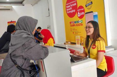 Gerai Indosat Ooredoo Purwokerto Kini Hadir di Jantung Kota