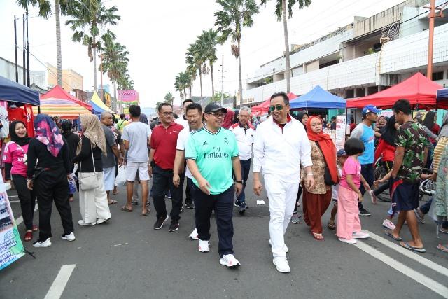Majenang, Kroya dan Sidareja Bakal Menyusul Diterapkan Car Free Day