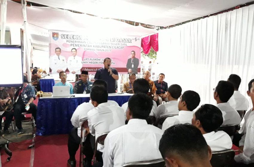 46 Persen CPNS Tak Penuhi Passing Grade SKD