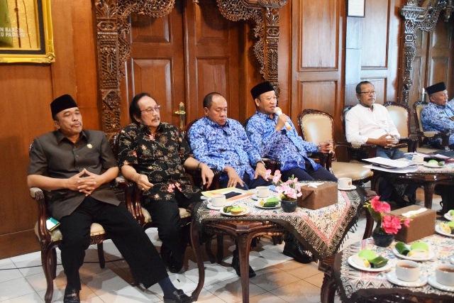Kabupaten Banyumas Disepakati Mekar Jadi Tiga Wilayah