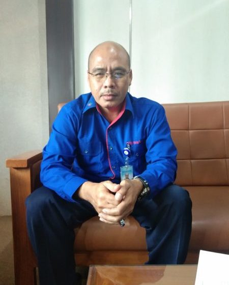 Direktur Teknik Perumdam Tirta Satria, Wipi Supriyanto.