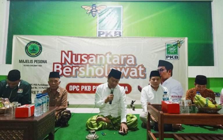 Nusantara Bersholawat, PKB Doakan Keselamatan Bangsa dan Kesuksesan Pilkada 2020