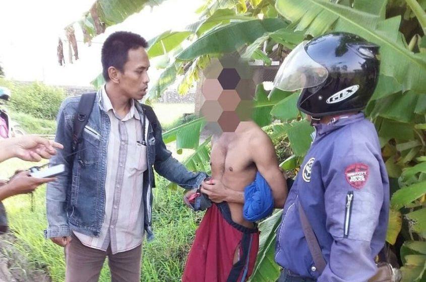 Suka Pamerkan 'Burungnya' di Depan Pengguna Jalan, Pria Ditangkap Polisi