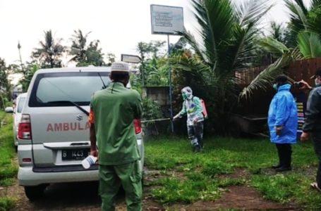 Desa Karangnangka kembali menerima Jenazah dari Jakarta.
