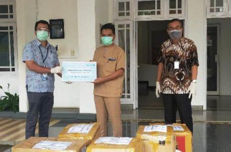 PEDULI: BCA menyalurkan bantuan sejumlah alat bantu medis untuk pencegahan dan penanganan Covid 19, kepada pihak Rumah Sakit Islam Banjarnegara