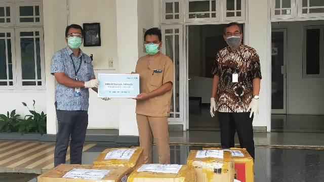 BCA Banjarnegara Sumbang Alat Medis