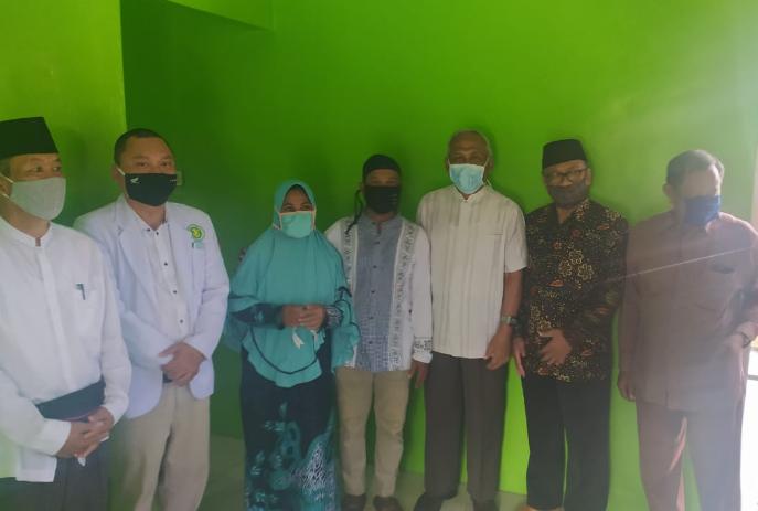 RS Islam Banjarnegara Relokasi Rumah Di Zona Infeksius