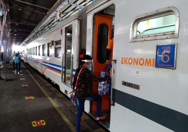 KAI Tambah Perjalanan KA dari dan menuju DKI Jakarta