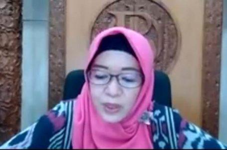 Noeniek Reediati dari Unit Pengawasan Sistem pembayaran Bank Indonesia