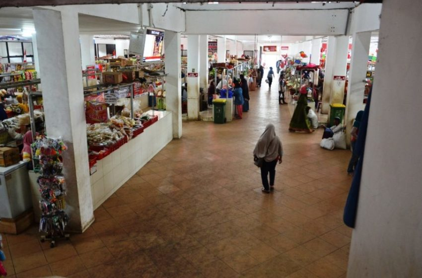 Pedagang ada yang Positif Covid, Pasar Manis akan Dilokalisir Terlebih Dahulu