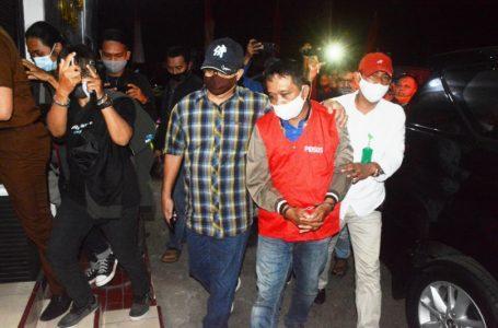 Tiba di Kejaksaan Cilacap, Buronan Kasus Korupsi Jasa Labuh Pertamina Marine Cilacap Dijebloskan ke Tahanan