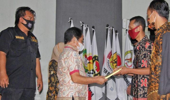 Atlet Berprestasi Banjarnegara Terima Insentif