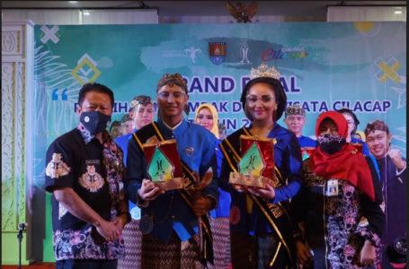 TERPILIH : Sya'bana Putra Pamungkas Mahasiswa Fakultas Hukum Universitas Muhammadiyah Purwokerto (UMP) terpilih menjadi Mas Duta Wisata Cilacap 2020 (DWC2020).