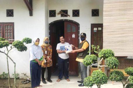Tak Dapat Bansos Warga Desa Sindangbarang Melapor ke KPK