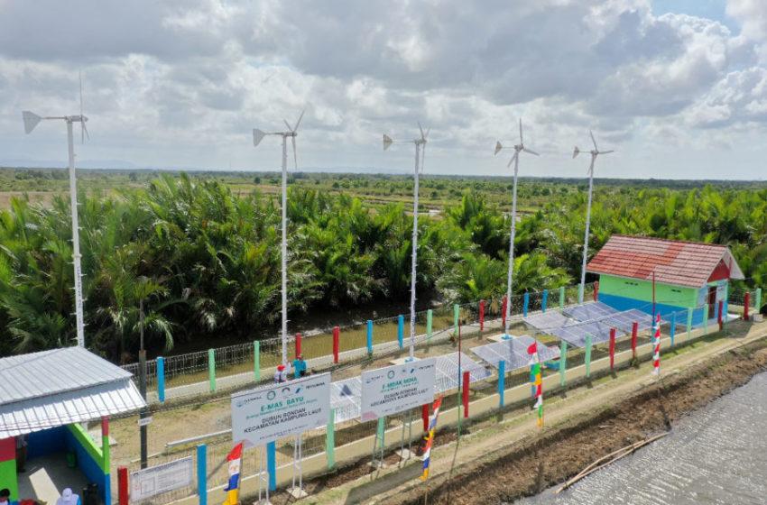Komitmen Efisiensi Energi, Ini 3 Produk Green Energ yang Dikembangkan Kilang Pertamina Cilacap