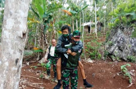 11 Tahun Tak Ada Kabar, Saryo Ditemukan Tinggal di Tengah Hutan
