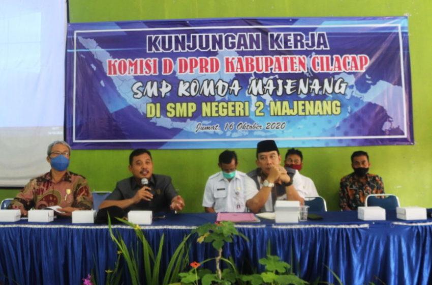 Kepala Sekolah di Majenang Mendesak Bantuan Kuota untuk Siswa Guru dan Operator