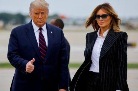 Sebulan Jelang Pilpres, Trump Positif Corona