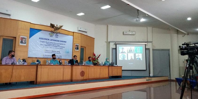 UMP Borong Akreditasi A