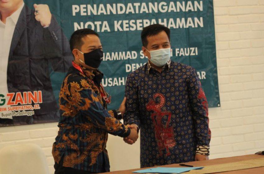 Lima Perusahaan Tekstil dan Garmen Berminat Invest Di Purbalingga