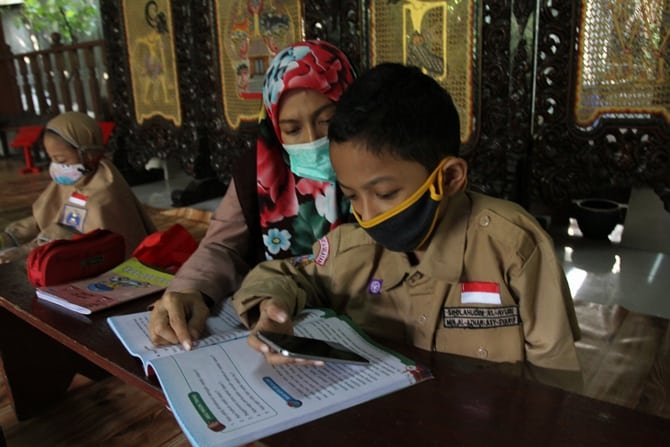 Strategi Jitu Atasi Rasa Bosan Peserta Didik di Musim Pandemi