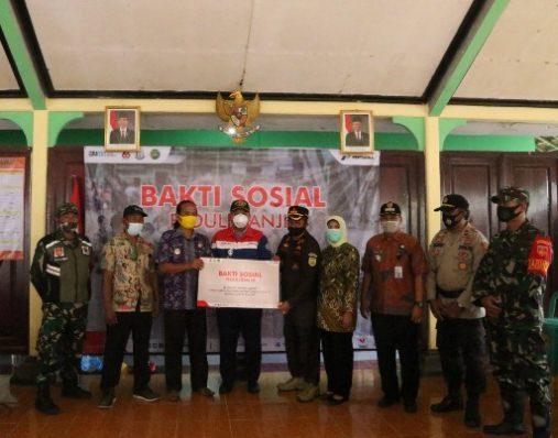 Pertamina Gandeng Kejari Cilacap Serahkan Bantuan bagi Korban Banjir Wanareja