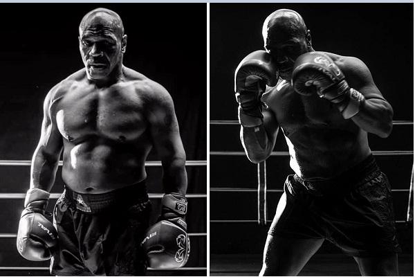 Tyson Kembali Ancam Gigit Telinga Lawan