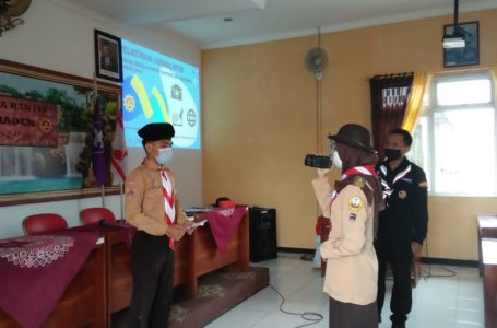 DKR Baturraden Menggelar Pelatihan Jurnalistik