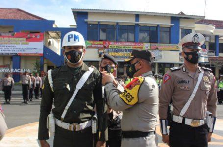Operasi Lilin Candi, Polres Cilacap Terjunkan 623 Personil