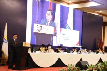 Ma'ruf Cahyono : Pembangunan Hukum Ke Depan Perlu Ditempatkan dalam Haluan Negara