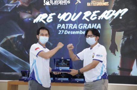 Pekerja Milenial Pertamina Beradu Tangkas Dalam Turnamen E-Sport