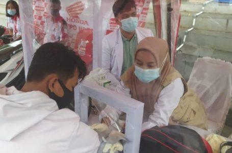 Operasi Lilin Candi Berikan Layanan Cek Kesehatan Gratis