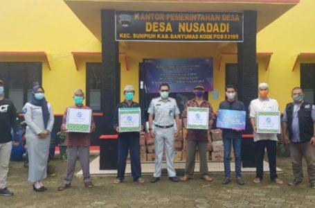Jasa Raharja Purwokerto Berikan Bantuan Korban Banjir di Banyumas