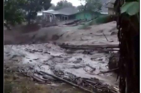 Banjir Bandang Landa Sejumlah Wilayah di Indonesia