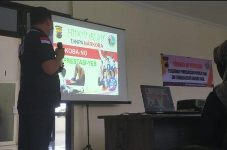 Instalasi Farmasi Diminta Cermat Terkait Penyalahgunaan Narkoba