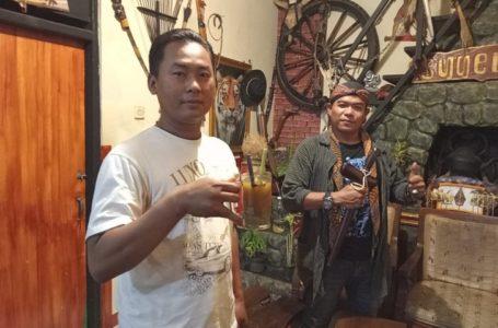 Menikmati Aneka Minuman dengan 61 Racikan Rempah di Cafe Jegur Rempah Nusantara