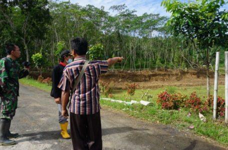 Pasiter Kodim Tinjau Persiapan TMMD di Tumanggal