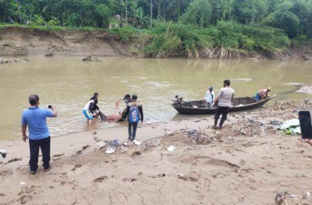 Nenek Wasem Ditemukan di Sungai Cikawung Cilacap
