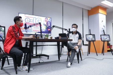 Internalisasikan Nilai-nilai Perusahaan melalui E-IG Dopokan Live