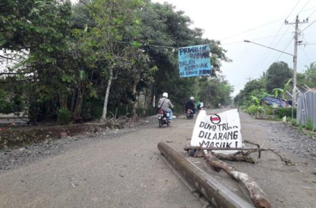 190 Kilometer Jalan di Purbalingga Rusak