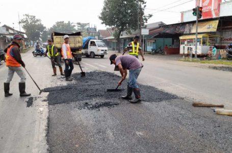 Pemkab Siap Perbaiki Jalan Nasional dan Provinsi Jika Dihibahkan Menjadi Jalan Kabupeten